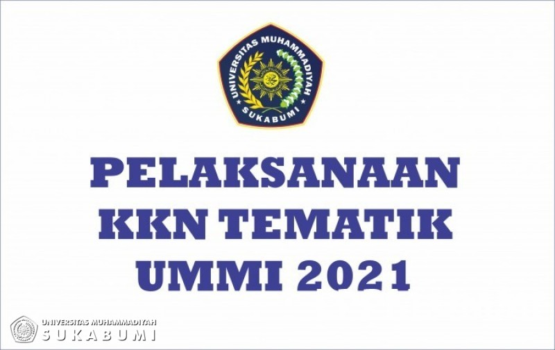 Pengumuman KKN Tematik UMMI 2021