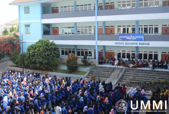 UMMI Officially Sent 726 Students to Conduct Thematic, National, and International Community Service